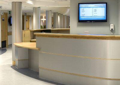 Outpatient Department Redesign